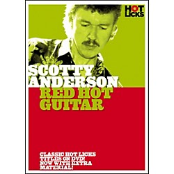 Hot Licks Scotty Anderson: Red Hot Guitar DVD (14029513)