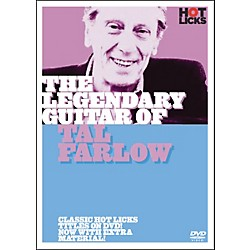 Hot Licks The Legendary Guitar of Tal Farlow DVD (14011062)