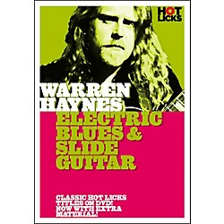 Hot Licks Warren Haynes: Electric Blues and Slide Guitar DVD (14035578)