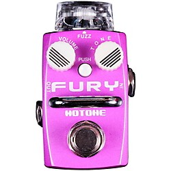Hotone Effects Fury Fuzz Skyline Series Guitar Effects Pedal (TPSFZ1)