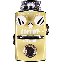 Hotone Effects Lift Up Clean Boost Skyline Series Guitar Effects Pedal (TPSDB1)