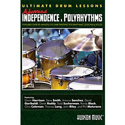Hudson Music Advanced Independence & Polyrhythms Ultimate Drum Lessons DVD (321300)