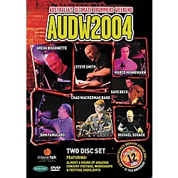 Hudson Music Australia's Ultimate Drummers Weekend - AUDW 2004 2-DVD Set (320624)