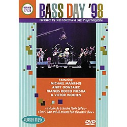 Hudson Music Bass Day '98 (DVD) (320336)