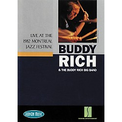 Hudson Music Buddy Rich Live at 1982 Montreal Jazz Festival (DVD) (320423)