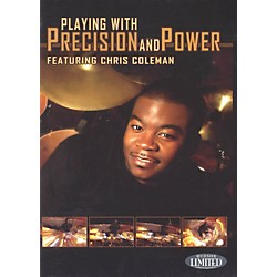 Hudson Music Chris Coleman Playing with Precision and Power DVD (320713)