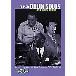 Hudson Music Classic Drum Solos and Drum Battles (DVD) (320289)