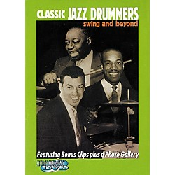 Hudson Music Classic Jazz Drummers (DVD) (320318)