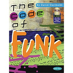 Hudson Music Code of Funk Drum Book With CD and DVD-Rom (6620094)