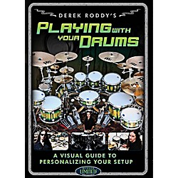 Hudson Music Derek Roddy - Playing With Your Drums DVD (113160)