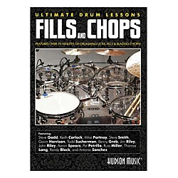 Hudson Music Fills & Chops Ultimate Drum Lessons DVD (321299)