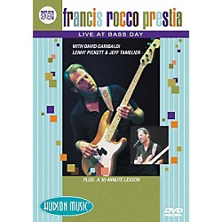 Hudson Music Francis Rocco Prestia - Live at Bass Day 1998 (DVD) (320422)