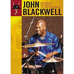 Hudson Music John Blackwell Technique, Grooving and Showmanship 2-DVD Set (320349)