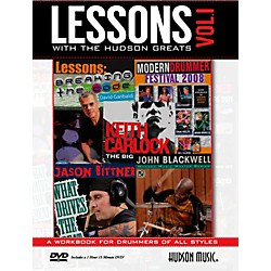 Hudson Music Lessons with the Hudson Greats Book/DVD Vol. 1 (119746)