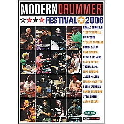 Hudson Music Modern Drummer Festival 2006 - Saturday/Sunday (4-DVD Package) (320652)