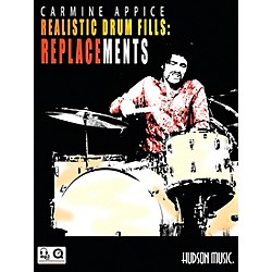 Hudson Music Realistic Fills Volume 1 By Carmine Appice (321208)