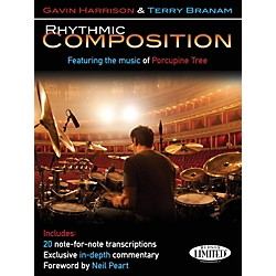 Hudson Music Rhythmic Composition - Transcriptions From Porcupine Tree By Gavin Harrison (123786)