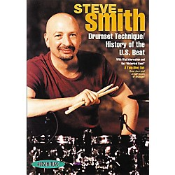 Hudson Music Steve Smith: Drumset Technique/History of the U.S. Beat (2-DVD Set) (320343)