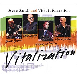 Hudson Music Steve Smith and Vital Information - Vitalization CD (320642)