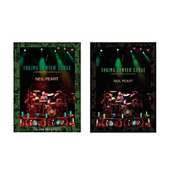 Hudson Music Taking Center Stage Book/3-DVD Pack (Center Stage Kit)