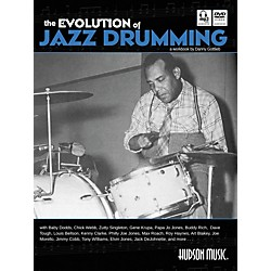 Hudson Music The Evolution Of Jazz Drumming (Book/CD/DVD) (6620155)