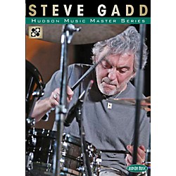 Hudson Music The Master Series - Master Classes by Master Drummers DVD with Steve Gadd (320724)