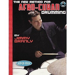 Hudson Music The New Method for Afro-Cuban Drumming (Book and CD Package) (6620087)