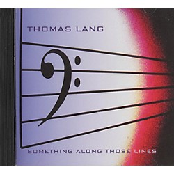 Hudson Music Thomas Lang Something Along Those Lines CD (320673)