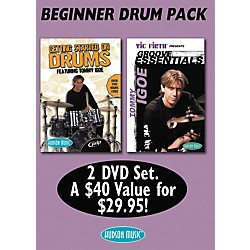 Hudson Music Tommy Igoe: Getting Started - Groove Essentials (DVD 2-Pack) (320481)