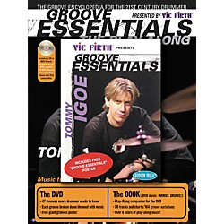 Hudson Music Tommy Igoe Groove Essentials (Book/CD/DVD Combo Pack) (320541)