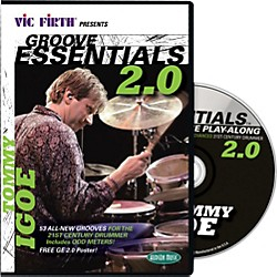 Hudson Music Tommy Igoe Groove Essentials 2.0 DVD (320806)