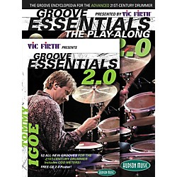 Hudson Music Tommy Igoe Groove Essentials Book/DVD/CD Play-Along Combo Pack 2.0 (320836)