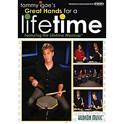 Hudson Music Tommy Igoe's Great Hands for a Lifetime DVD (320951)
