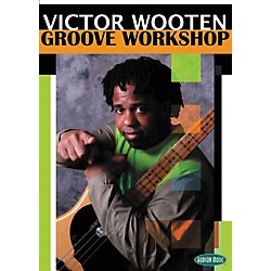Hudson Music VICTOR WOOTEN GROOVE BASS WORKSHOP 2-DVD SET (320804)