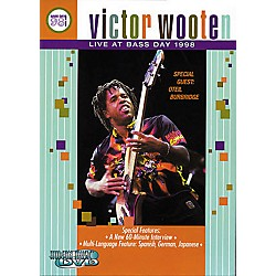 Hudson Music Victor Wooten: Live at Bass Day 1998 DVD (320290)