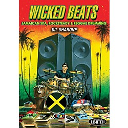 Hudson Music Wicked Beats - Jamaican Ska Rocksteady & Reggae Drumming DVD With Gil Sharone (321126)