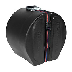 Humes & Berg Enduro Floor Tom Drum Case with Foam (DR607BKSP)