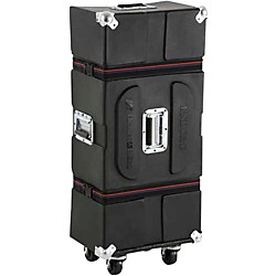 Humes & Berg Enduro Hardware Case with Casters and Foam (DR542ABKSP)