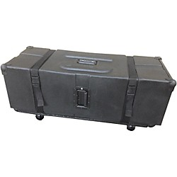 Humes & Berg Enduro Hardware Case with Casters on the Long Side (DR541XXBK)