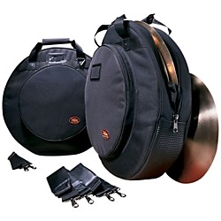 Humes & Berg Galaxy Deluxe Cymbal Bag with Padded Dividers (GL526DIV)