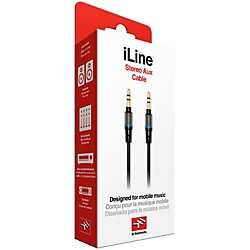 IK MULTIMEDIA iLine Stereo Aux Cable (IP-ILINE-SOE-IN)