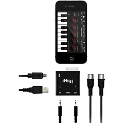 IK MULTIMEDIA iRIG MIDI interface (IP-IRIG-MIDI-IN)