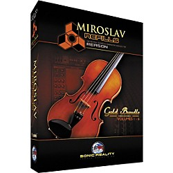 IK Multimedia Miroslav Refills Gold Bundle - Includes Volumes 1 to 6 (SR-MRGL-HCD-IN)
