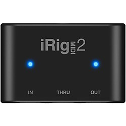 IK Multimedia iRig MIDI 2 (USED004000 IP-IRIG-MIDI2-)