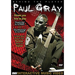 IMV Paul Gray: Behind the Player DVD (89-31344)