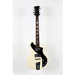ITALIA Mondial Sportster Electric Guitar (USED005004 Monsport-cr)
