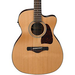 Ibanez AC450CENT Artwood Solid Top Grand Concert Acoustic-Electric Guitar (AC450CENT)