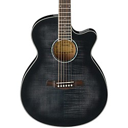 Ibanez AEG240 Thinline Recording Acoustic-Electric Guitar (AEG240TKS)