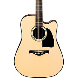 Ibanez AW3000CEWC Artwood Solid Top Acoustic Electric Guitar (AW3000CEWCNT)
