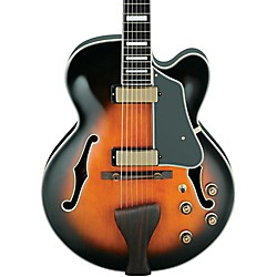 Ibanez Artcore Expressionist AFJ957  7-String Hollowbody Electric Guitar (AFJ957VSB)